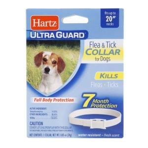 Collar Hartz antipulgas