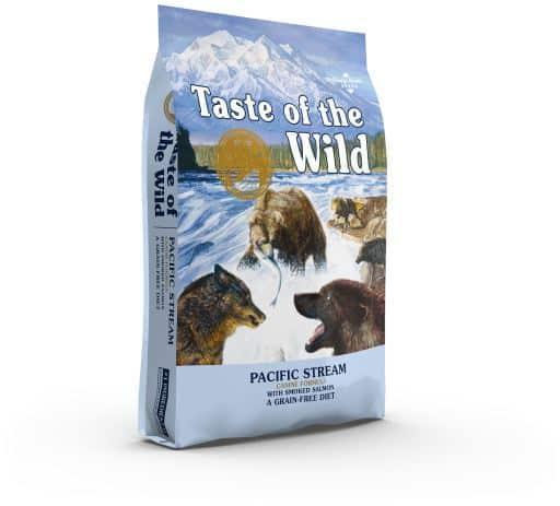 Pacific Stream Taste of the wild
