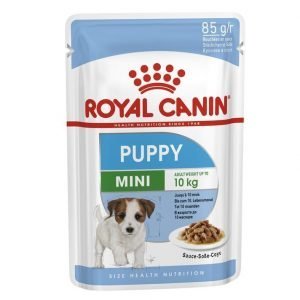Royal Canin Mini puppy pouches