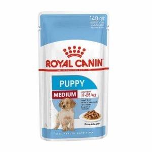 Royal Canin Medium Puppy Pouches