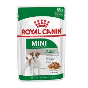 Royal Canin Mini Adult Pouches