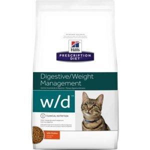 Hill´S Prescription Diet WD Multi – Benefit Para Gato