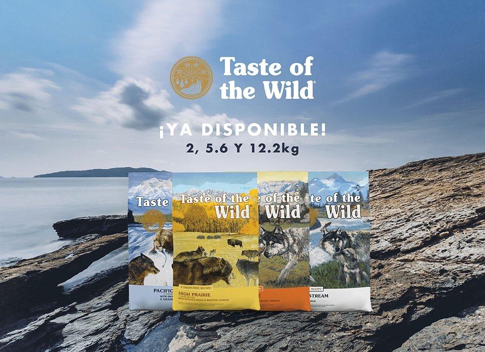 Taste of wild.mobile